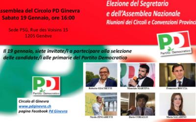Convenzione Circolo Ginevra