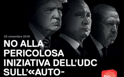 """IN UDC-""""Autodeterminazione"""""""