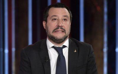 Salvini nel solco di Berlusconi